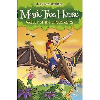 The Magic Tree House 1: Valley of the Dinosaurs (Magic Tree House)