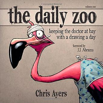 The Daily Zoo: Keeping the Doctor at Bay with a Drawing a Day: 1