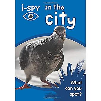Jag-SPY In the City: Vad kan du plats? (Collins Michelin i-SPY guider) (Collins Michelin i-SPY guider)