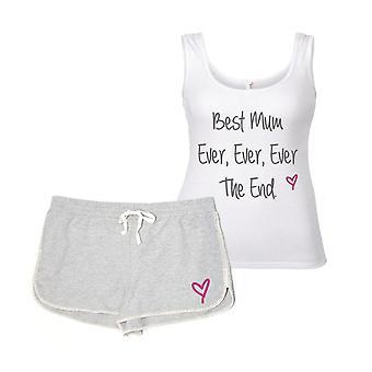 Best Mum Ever Ever The End Pyjama Set