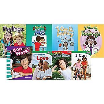 Zelfregulering: Respect voor mezelf 8-boek instellen (tijd voor kinderen (leraar gemaakt van materialen))