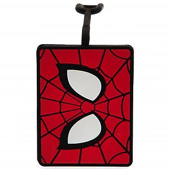 Spider-Man Luggage Tag
