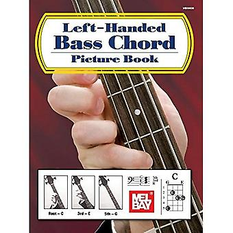 Left-Handed Bass Chord Picture Book
