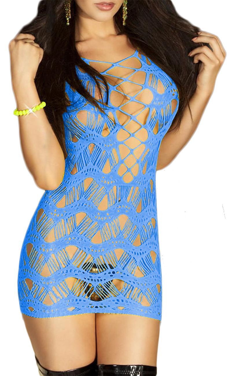 Waooh69 - Short Dress openwork Neis