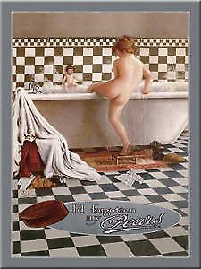 Pears Soap I'd Forgotten steel fridge magnet   (na pt)