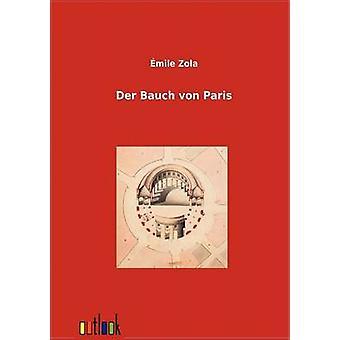 Der Bauch von París de Zola y milla