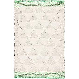 Rugs -Knit One  Purl One - KPO02 Green