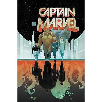 The Mighty Captain Marvel Vol. 3 - Dark Origins by The Mighty Captain
