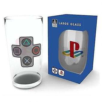 Playstation Large Glass