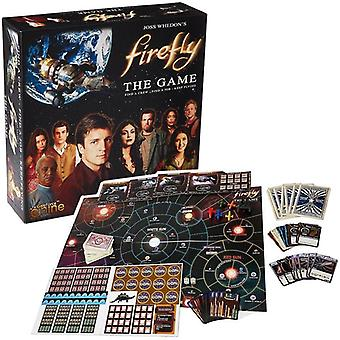 Firefly the Game Board Game-US Edition