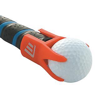 Golf Ball Butler Picks Up Your Golf Ball Retriever Black