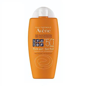 Avene Very High Protection Sport Fluid SPF50+ 100ml