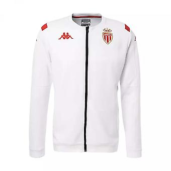 2019-2020 Monaco Training Jacket (White)