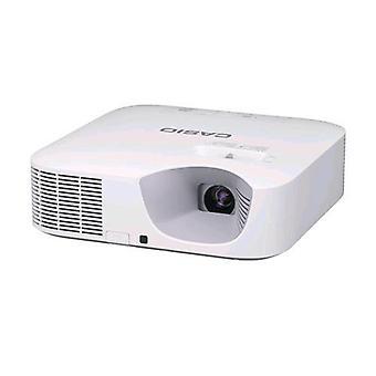 Casio xj-v100w-uj videoprojector dlp 3000 ansi lumen wxga hdmi bianco