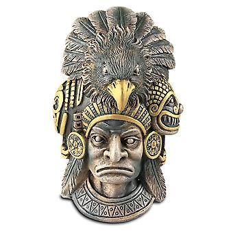 Exo Terra Aztec guerriero aquila cavaliere cavaliere nascondere