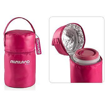 Miniland Pack-2-Go Pink Hermisized (Kitchen , Household , Child's)