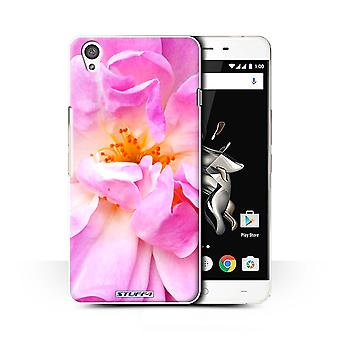 STUFF4 Case/Cover for OnePlus X/Portulaca/Floral Garden Flowers
