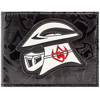 Nickelodeon TMNT Shredder Foot Clan ID & Card Bi-Fold Wallet