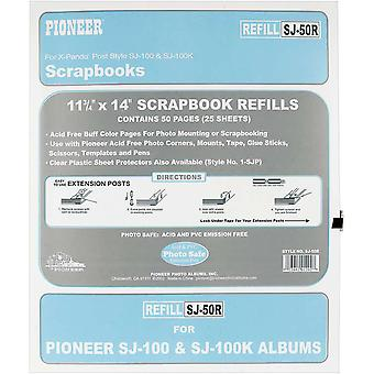 Postbound Refill Pages 25 Pkg 11
