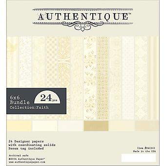Authentique Bundle Cardstock Pad 6