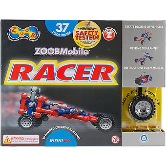 Zoob Mobile Racer Set 37Pc Racer 12051