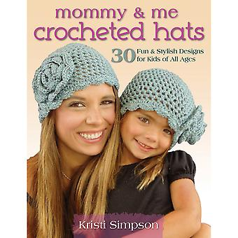 Stackpole Books Mommy & Me Crocheted Hats Stb 13276