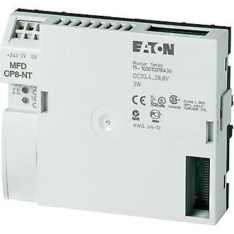 SPS add-on module Eaton MFD-CP8-NT 265253 24 Vdc