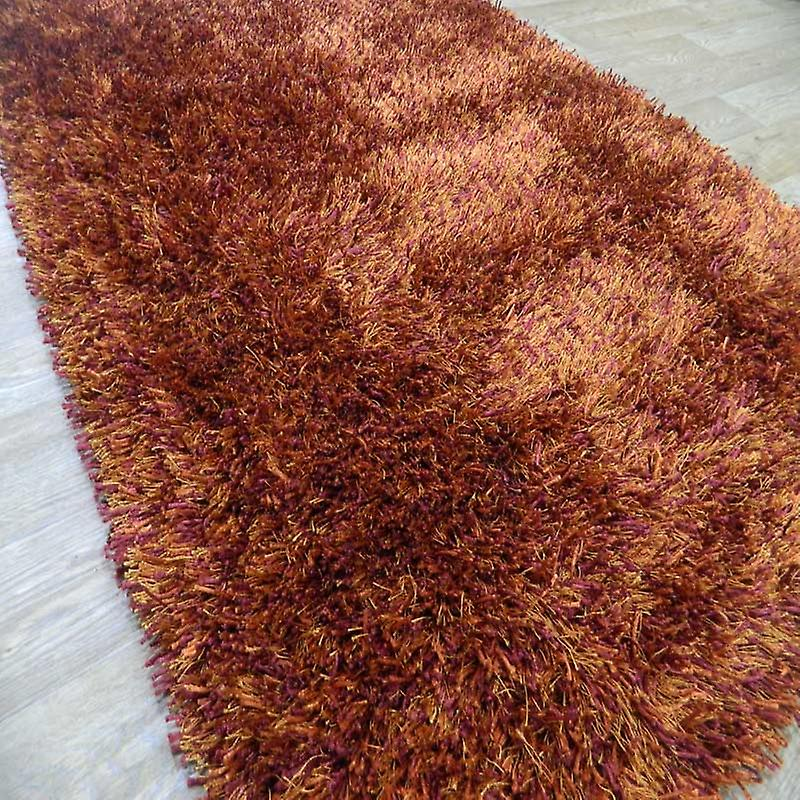 Rugs - Girly Sparkle - Terracotta