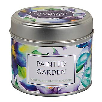 Chelsea Collection Candle in a Tin - Painted Garden