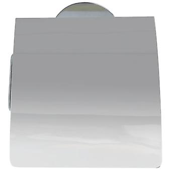 Wenko turbo-loc toilet paper holder  stainless steel cover