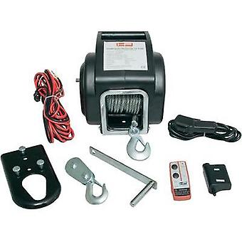 Winch Traction (rolling)=6800 kg HP Autozubehör 20605 Corded remote control, Cordless remote control
