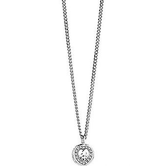 Guess ladies chain necklace stainless steel Silver UBN21533