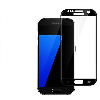 Premium Curved 3D Tempered GLASS Screen Protector FOR Samsung Galaxy S7 - TRANSPAREN