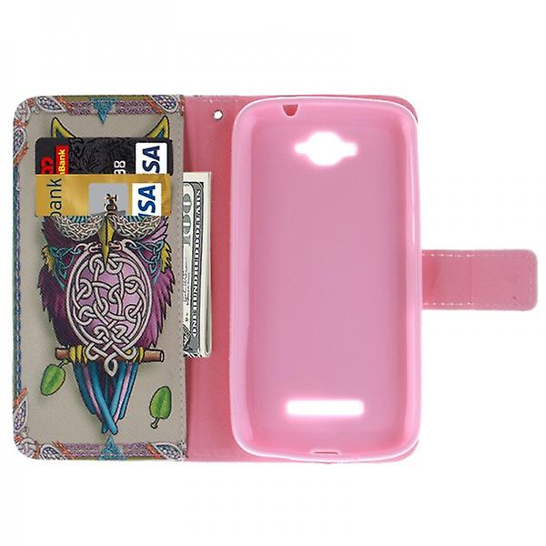 Pocket wallet premium sample 42 for Alcatel one touch pop C7