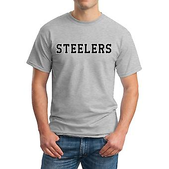 Steelers Football Graphic Men's T-shirt