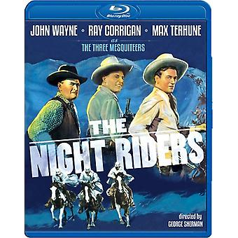The Night Riders [Blu-ray] [BLU-RAY] USA import