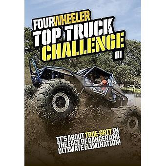 Fyra Wheeler Top lastbil utmaning III [DVD] USA import