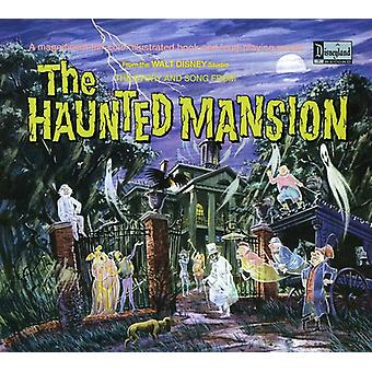 Disney - importation USA histoire & chanson de the Haunted Mansion [CD]