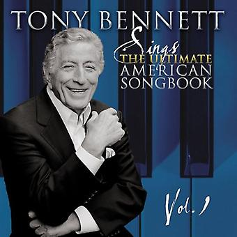 Tony Bennett - Tony Bennett: Vol. 1-Sings the Ultimate American Songbook [CD] USA import