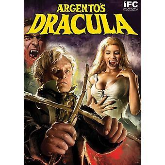 Dario Argento's Dracula [DVD] USA import