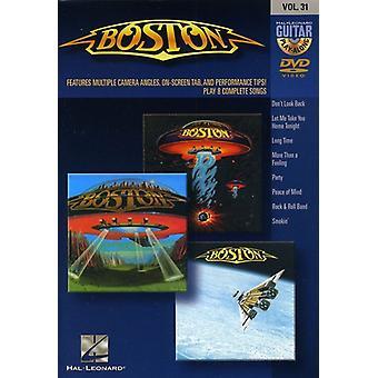 Vol. 31-Boston [DVD] USA import