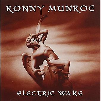 Ronny Munroe - elektriske vågne [CD] USA import