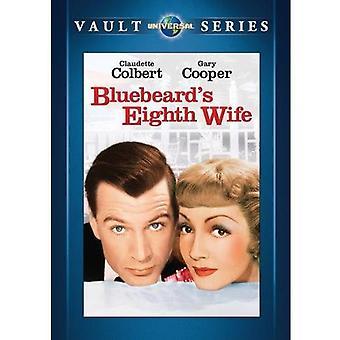 Bluebeard's Eighth Wife [DVD] USA import