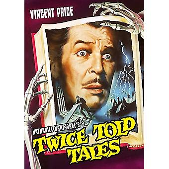 Twice-Told Tales [DVD] USA import