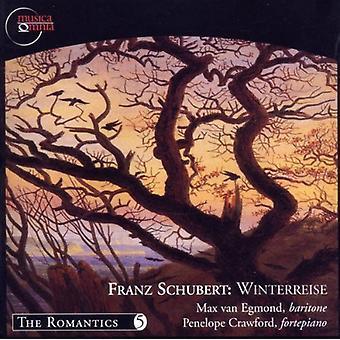 F. Schubert - Franz Schubert: Winterreise [CD] USA import