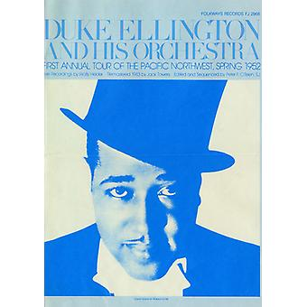 Duke Ellington - eerste jaarlijkse Tour van de Pacific Northwest voorjaar [CD] USA import