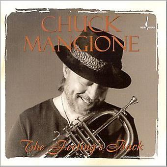 Chuck Mangione - følelser tilbage [CD] USA import