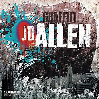 JD Allen - Graffiti [CD] USA importerer