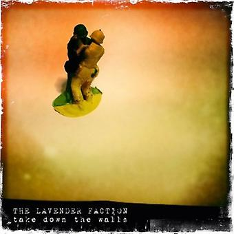 Lavender Faction - Take Down the Walls [CD] USA import