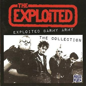 Exploited - Exploited Barmy Army-the Collection [CD] USA import